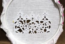 My Lace and Embroidery Work