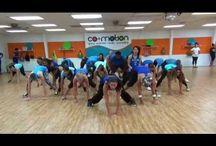Танцевальные Тренировки