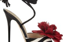 Best Foot Forward - Choo Shoes / by Kadag Drolma