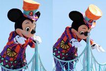 Disney / Tokyo Disney land and Tokyo Disney Sea photos,etc...