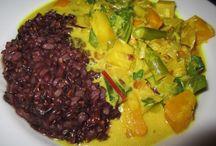Gemüse-Currys / Vegane Curry Rezepte von meinem Blog (beetrootmassacre.wordpress.com)