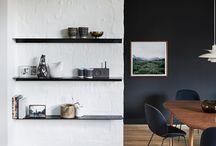 Black Wall Aesthetic