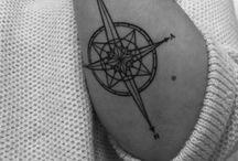 Tattoo-Inspiration / Random collection of tattoos and illustrations I like