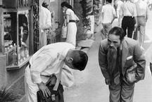 Vintage Japan Life / Post-war black & white Japan life photography