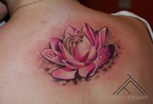 Flower tattoo / Beautiful flowers on Your body..why not?!