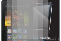 "Kindle Fire HDX 8.9"" Screen Protectors | MiniSuit"