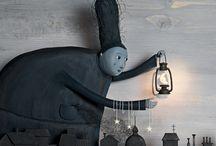 Construcción de escenarios y personajes tridimensionales para hacer ilustración y animación