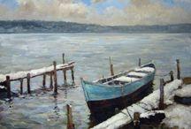 Sea & Boats 2 / ART