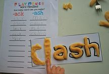 Sight Word Fun / by Donna Burrow