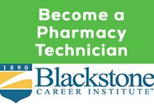 Become a Pharmacy Technician! Visit Blackstone.edu today! / If you want to become a pharmacy technician, working in a rewarding, respected profession, Blackstone's accredited pharmacy technician training program can help you achieve your goals. Earning your pharmacy technician certificate can provide a career advantage as well as help you obtain professional certification.