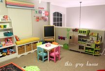 Cian's play room