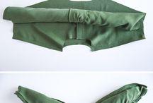 Skjorta tips sömnad