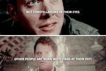 aes|D e s t i e l / Supernatural   Dean x Cas