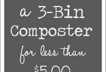Composter bins