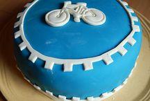 Torták Biró Viktória / Saját készítésű tortáim.