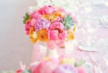 blomster/borddækning
