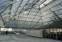 Gare de Lyon / Gare de Lyon - Paris - Extension hall2. Project and construction photos. Arep architect, MaP3 structural engineer