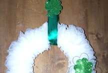 St. Patty's day.. crafts and foods / by Rhen Forester