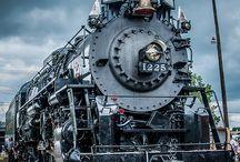 Lokomotywy/Locomotives