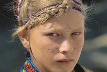 Kalash/Drokpa/Uyghur/Tajik