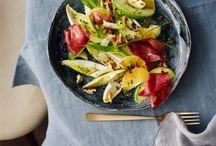 Wintersalate / Feldsalat, Radicchio, Chicorée und Co. sind nicht nur den ganzen Winter über frisch aus regionalem Anbau erhältlich - sie liefern auch wichtige Vitamine, Mineral- und Ballaststoffe. Kommt auch ihr fit durch den Winter - mit unseren Wintersalaten!