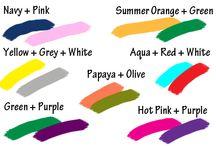 színek / milyen legyen...