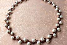 Naszyjniki - beads
