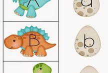 PK Dinosaur Unit