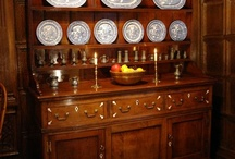 Antique Furniture / **Please pin as many things as you like. No limit :-). And no banning!** / by Donna Thomas