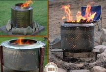 Outdoor Fire Pits / by Homeshield Patios
