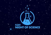 The Fleet Night of Science / No kids. All fun. Fleet Night of Science is a quarterly after-hours event for chic geeks 21+.  / by Reuben H. Fleet Science Center
