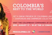 The Colombian brands at CURVENV@MAGIC! / Proexport: the Colombian Trade Commission