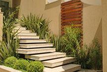 Escadas externas