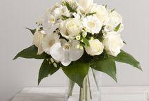 Fleurs et décorations Mariage / Des idées de bouquets de fleurs à offrir pour le mariage