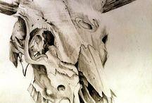 Desenhos Do Caveira
