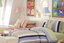 Shared Bedroom Ideas / children sharing room, storage, compact living