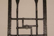 Ironwork / by Antique Woodworks