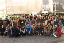 SALIDA POR MADRID. NAVIDAD 2015. / Fotos de la salida por Madrid en Navidad, excursión por las calles más céntricas. Fue todo un éxito. Gracias a todos!!