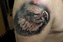my draws & tattoos / well..draws and tattoos