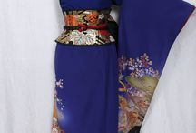 Japanese-inspired clothes