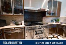 Villa a Montecarlo / L'acciaio contemporaneo incontra lo stile classico della #RiccardoBarthel