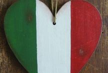 Italy... / Italy is a beautiful Country! The people, homes, food, wine and decoration...