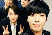 CNBLUE♥ / ↪Bias:Minhyuk ♥♥