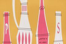 1950 Illustration Style