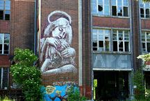 barracks bernau - street art