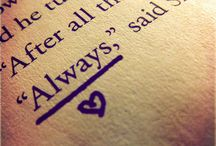 magic never dies ... HP  ♥ always. / by Casey