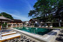 Swimming pool / Swimming pool of Riverside Boutique Resort