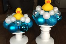 Rub a ducky babyshower