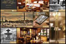 Hotel Mayfair Paris: The Web Site / Hotel Mayfair Paris Web Site / by Hotel Mayfair Paris