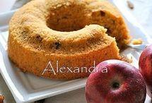κέικ με βρώμη